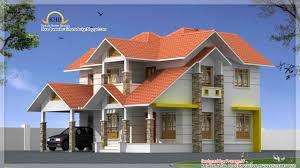 beautiful duplex house elevation 2106 sq ft kerala home
