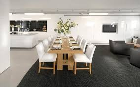 Black And White Floor Rug Create Drama With Black Carpets And Rugs