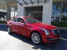 cadillac ats models pompano gray 2017 cadillac ats sedan car for sale 0142160