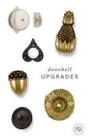 Exterior Door Bells My Has One Of These Mechanical Doorbells You Twist The