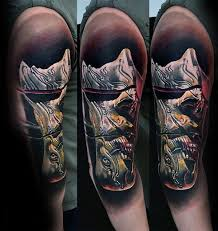 60 surrealism tattoo designs for men artistic ink ideas