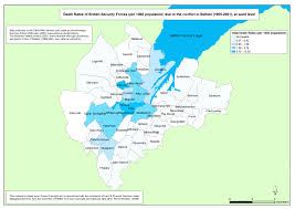 Crime Maps Cain Victims Visualising The Conflict Map Set 4 Deaths