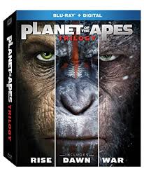 amazon com planet of the apes trilogy bd digital hd