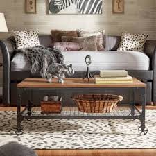 Industrial Rustic Coffee Table Rustic Coffee Console Sofa U0026 End Tables For Less Overstock Com