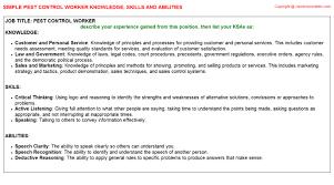 pest control resume 60 pest control resume examples in virginia livecareer 1000