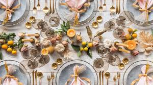 the secrets to a thanksgiving tablescape that will up on