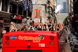 Hop On Hop Off New York Map by Downtown Tour