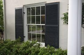 exterior shutters u2013 acadian custom shutters