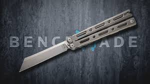 legacy fulfilled the benchmade gold class 87 ti knife newsroom