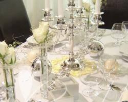 ideen zur silbernen hochzeit schöne deko hochzeits event dekoration in und um hamburg