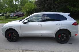 2011 Porsche Cayenne - does a used 2011 porsche cayenne turbo make sense over a new