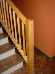 garde corps bois escalier interieur garde corps en bois à barreaux d u0027intérieur pour escalier