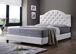 queen headboard and frame luxury tufted queen bed frame with