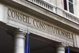 si e du conseil constitutionnel le conseil constitutionnel annule l élection de deux députés élus en