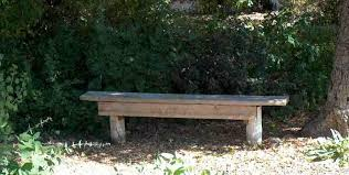 Simple Outdoor Bench Seat Plans by A Step By Step Photographic Woodworking Guide U2013 Page 20