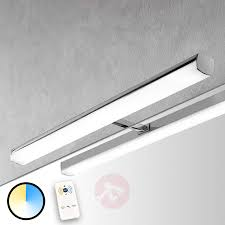led bathroom mirror light ruth with remote control lights co uk
