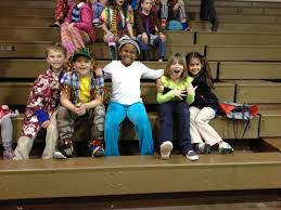spirit week 2014 wacky tacky day mrs duncan u0027s second grade