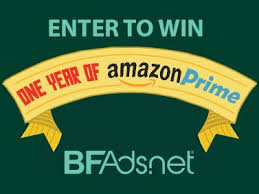 whn is amazon having black friday enter to win a full year of amazon prime thanks to bfads net