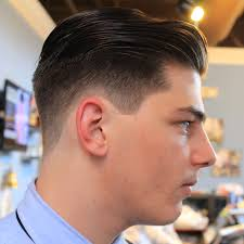 Men Hairstyle Magazine by Short Back And Sides Haircut Men Hairstyles Magazine