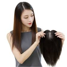 hair toppers for thinning hair women remeehi silk base human hair toppers for thinning hair clip in