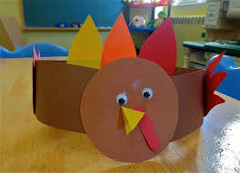 terrific preschool years thanksgiving placemats