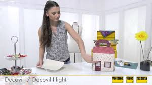 Placage Thermocollant by Decovil I Light Entoilage Thermocollant Vlieseline Youtube