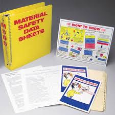msds binders material safety data sheet binder seton