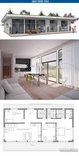 Houses With Big Windows Decor Small House Plan Pinteres