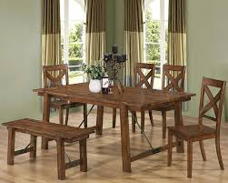 Dining Chairs Rustic Furniture Gorgeous Diy Rustic Farmhouse Kitchen Table Made From