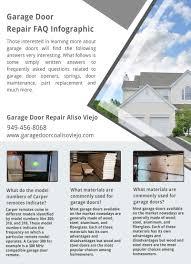 Overhead Door Model 456 About Us 949 456 8068 Garage Door Repair Aliso Viejo Ca