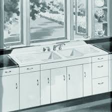 1940 Kitchen Cabinets Retro Kitchen Sink Home Design Ideas