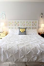 Attractive Headboard Ideas DIY  Outstanding Diy Headboard Ideas - Ideas to spice up bedroom