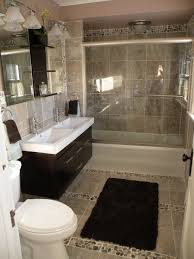 river rock tile bathroom ideas bathroom river rock tile river