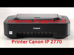 cara reset printer canon ip2770 lu kedap kedip bergantian tutorial singkat cara reset printer canon ip 2770 blink 8x youtube