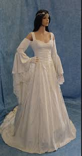 elvish style wedding dresses elvish wedding dress weddings