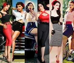 how to modern pin up styles you need to know rockabilly retro