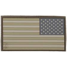 Black American Flag Patch Meaning Amazon Com Maxpedition Gear Reverse Usa Flag Patch Small Arid