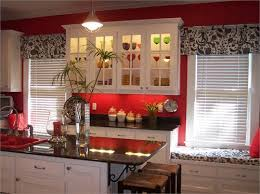 Red Kitchen Pics - agreeable black and red kitchen themes wellsuited sohbetchath com