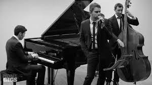 orchestre jazz mariage groupe de jazz trio avec chanteur pour mariage cocktail