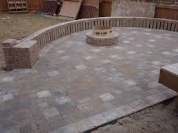 Brick Firepits Pits Dreamscapes Lincoln