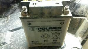 stock polaris battery leakage polaris atv forum