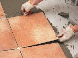 bathroom floor tiling project u2013 floor preparation under the toilet