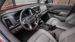 Gmc Sierra 2015 Interior 2015 Gmc Canyon Sle Crew Cab Review Notes Autoweek