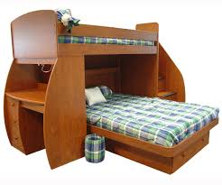 Space Loft Bed With Desk Berg 22 815 Xx Sierra Twin Over Full Space Saver With Desk And