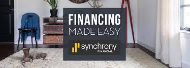 finance options on flooring ca