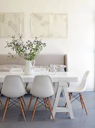 Modern Dining Room Chair Dining Room Dazzling Modern White Dining Room Chairs