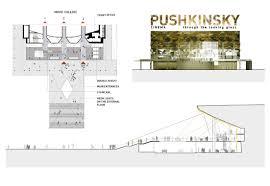 cinema floor plans www akaproject it pushkinsky cinema