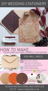 best 25 making wedding invitations ideas on pinterest wedding