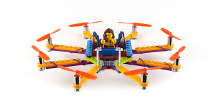 Diy Drone Build Your Own Lego Drone With These Affordable Kits
