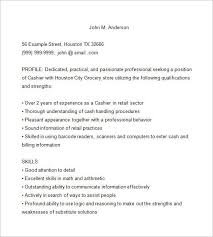 Baby Sitter Resume Resume Store Retail Store Manager Resume Sample Managnment